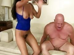 naughty dark brown fucking bulky grandad