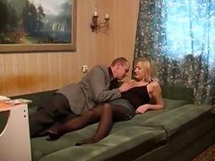 russian dad have pleasure