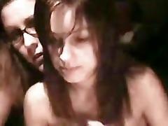 mum daughter webcam
