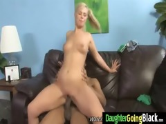 nasty legal age teenager drilled hard by dark 29