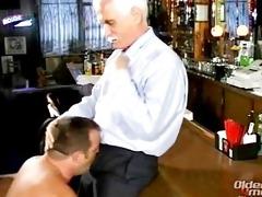 daddy into bar scene