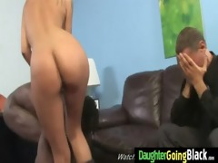 young daughter with valuable ass fucked by a