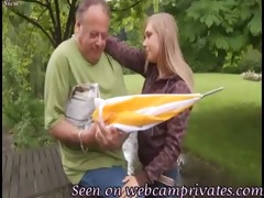 grandpa love youthful blond legal age teenager -