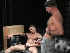 angelo marconi drilled by hairy daddy josh west