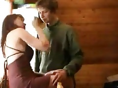 experienced mother drilled by boy part 1