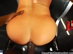latina daughter screwed hard