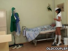 grandpa copulates sexy slutty nurse