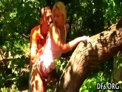 virgin tries her st pecker