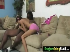 watch my daughter going black 18