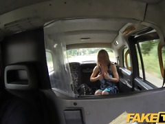 faketaxi blonde polish honey with hot body and
