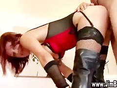 see old guy fuck redhead in the bawdy cleft