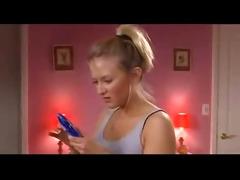 sextoy telephone - daughter masturbating